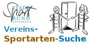 Vereins-Sportarten-Suche